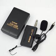 FM Wireless Microphone