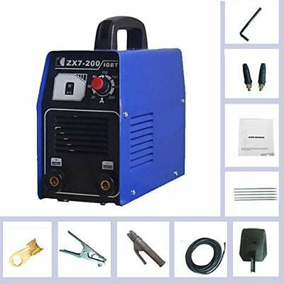 Sunchi Zx7-200 220v 200amp Mini Portable Welding Welder With Accessories