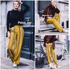 Zara Yellow Pants for Women