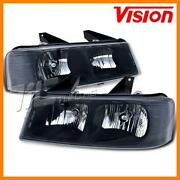 Chevy Express Headlights