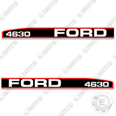 Ford 4630 Decal Kit Tractor - 7 Year 3m Vinyl Decal Upgrade