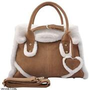Fur Bag Charm