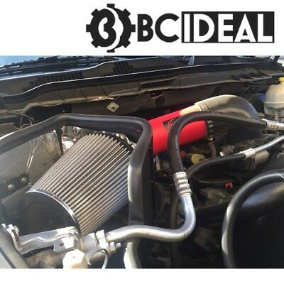 09-18 Dodge Ram 1500 2500 3500 5.7 5.7L V8 HEMI AF Dynamic Cold Air intake RED