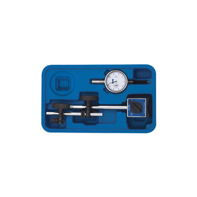 Dial Indicator Set With Magnetic Base Fowler 72-585-155 Water Resistant Tool