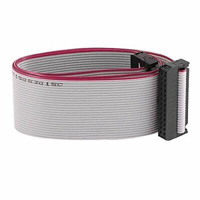 10Pcs FC-26P Female Idc Plug Flat Ribbon Cable Connectors Black 2.54MM 26P ti