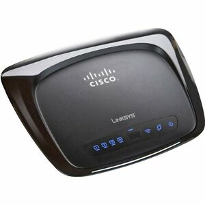 Linksys WRT120N Wireless-N Home Router - No Power adaptor