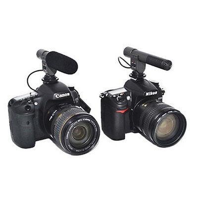 Pro Stereo Microphone Fr Nikon D5600 D7500 D850 D500 D810 D7200 D610 D5600 D3400