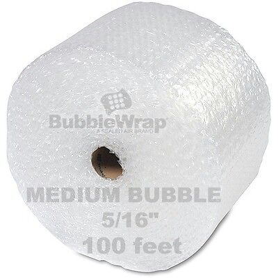 Bubble Wrap 100 Ft X 12 Medium Wperf Sealed Air 516