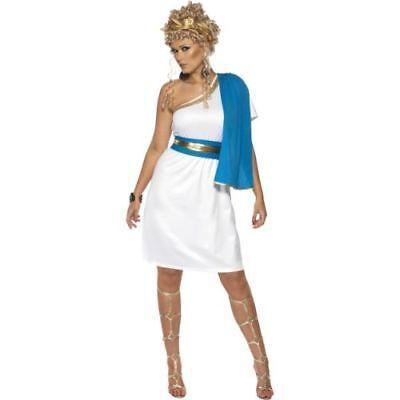 Smi - Karneval Damen Kostüm römische Schönheit antikes Kleid