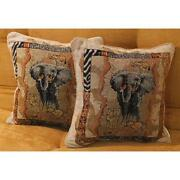 Animal Print Throw Pillows