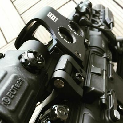 Reflex Red Green Dot EXPS3-2 Scope Magnifier 3X G33-STS Airsoft Black with logo