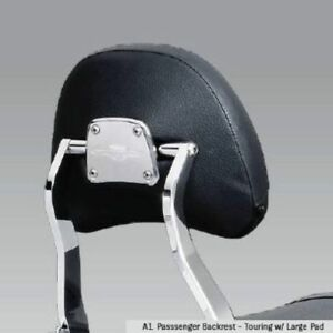 Wanted:  OEM Backrest w/Large Pad, from Suzuki Boulevard