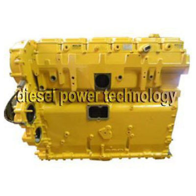 Caterpillar 3306pc Remanufactured Diesel Engine Long Block