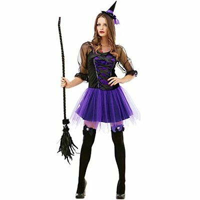 Spellbinding Sorceress Women's Halloween Costume Sexy Witch Classic - Fairytale Witch Costume