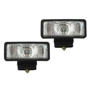 Auxilary Driving Lights (2 Sets)
