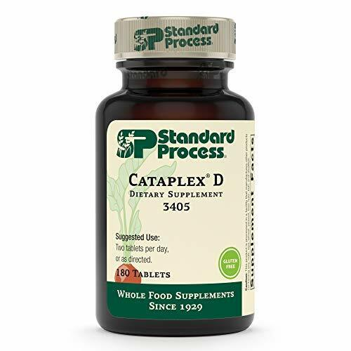 Standard Process - Cataplex D - 180 Tablets, Supports Healthy Immune System