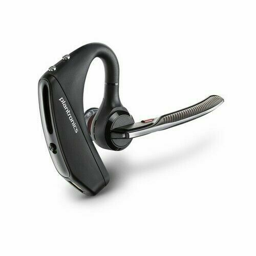 Plantronics Voyager-5200 Over-The-Ear Wireless Corded Headset Black NEW