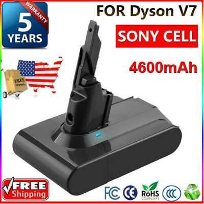 Upgraded 21.6V 4600mAh Li-ion Battery For Dyson V7 Animal Motorhead Pro Trigger