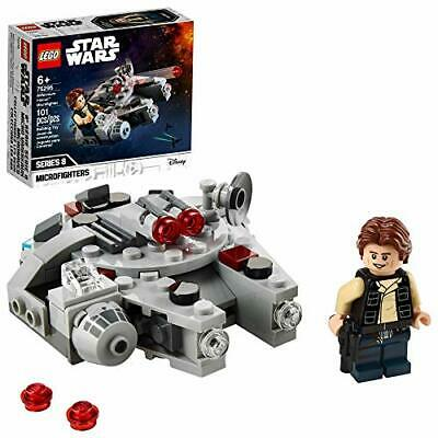 LEGO Star Wars Millennium Falcon Microfighter 75295 Building Kit Toy for Kids