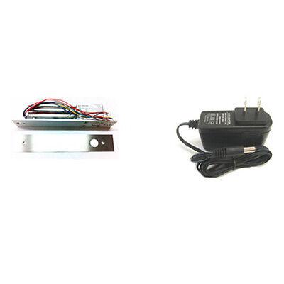 High Quality Electric Door Lock Deadbolt 1500lb Hf Model 200sld 1 Transformer