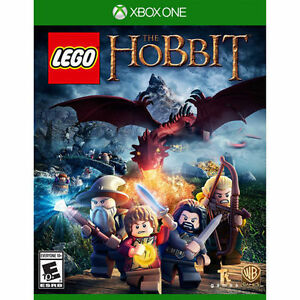 LEGO THE HOBBIT - XBOX ONE - BRAND NEW FACTORY SEALED - FAST DISPATCH