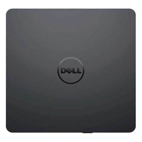 Dell USB DVD Drive Plug and Play - Black (DW316)