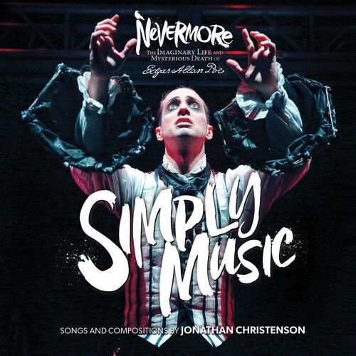 Jonathan Christenson - Nevermore - Simply Music (Original Soundtrack) [New CD]
