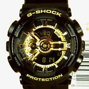 Casio G-shock Watches Gold