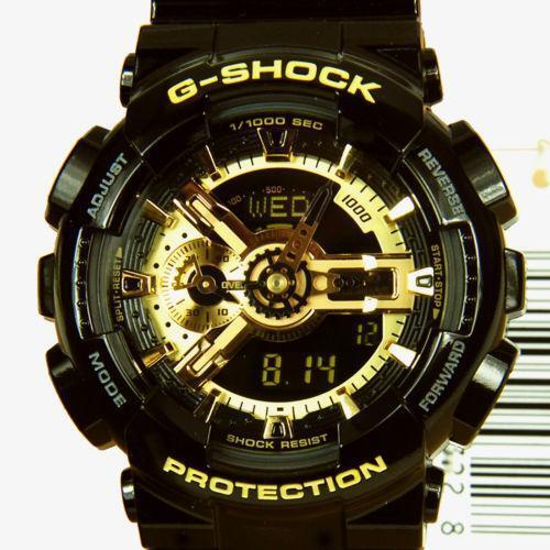 Casio G-shock Watches Gold