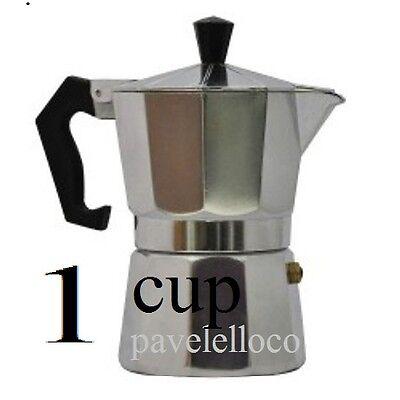 Stove top Espresso cuban coffee Maker pot,cappuccino,latte 1 Cup Cafetera - Cuban Coffee Pot