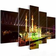 Istanbul Leinwand