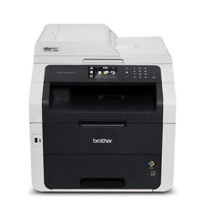 Brother MFC-9130CW Multi-Function Color Laser Printer. 99% New