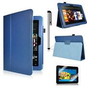 Kindle Fire Case Blue