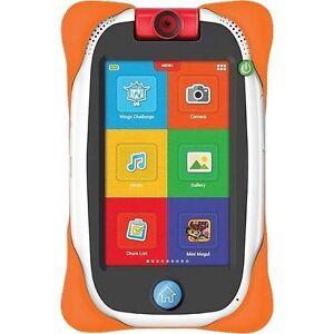 about Fuhu Nabi Jr. 16GB, Wi-Fi, 5in - Orange (nick Jr. Edition
