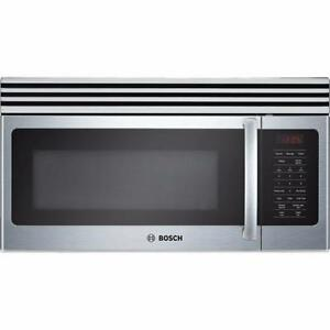 Micro-ondes BOSCH, NEUF / New Bosch Microwave