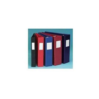Universal Office Products 20708 D-ring Binder With Label Holder 4 Capacity
