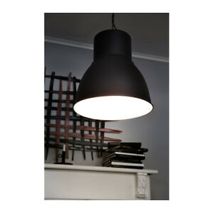30 Hektar Ikea 9: Pendant Ceiling Lights Dark Grey