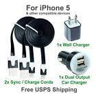 iPhone 5 Car Charger Black