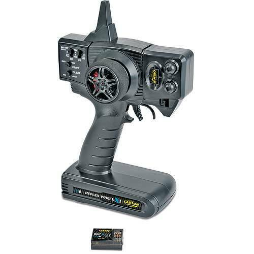 Fernsteuerung mit WiFi-FPV Kamera und Monitor DF-Models 2210 Race X FPV