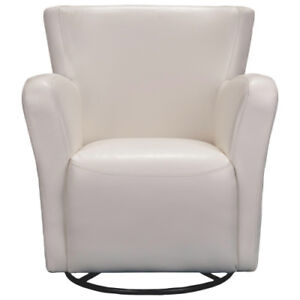 Elements Swivel Chair - White (NEW) $125.00