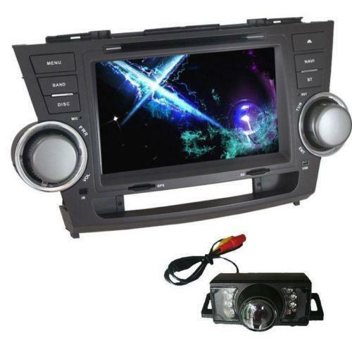 Toyota Highlander Stereo Parts Amp Accessories Ebay