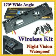 Wireless Rear View Camera Kit