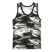 Mens Army Vest