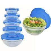 Salatschüssel Set