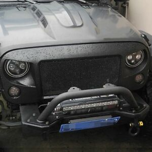 Jeep wrangler grille jk