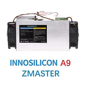 Innosilicon A9 Zmaster (PRESQUE NEUF) mieux qu'un Antminer