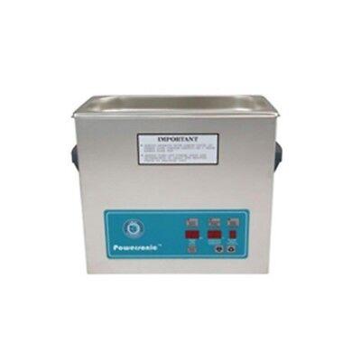 Crest P500d-45 Ultrasonic Cleaner-heattimerpower Control-1.5 Gal