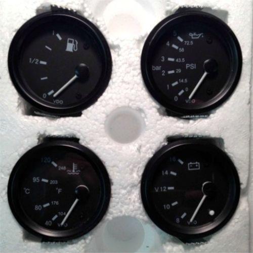 vdo gauges vdo gauge sets
