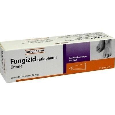 FUNGIZID ratiopharm Creme 50 g 04013749