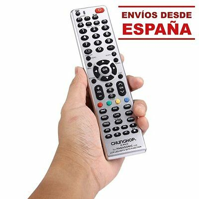 TV Remote Panasonic all the Models LED TV/LCD TV/HDTV / 3DTV Etc